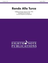 Rondo Alla Turca - Alto Sax and Piano