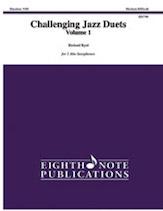 Challenging Jazz Duets, Vol. 1 - Alto Sax Duet