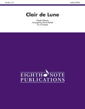 Clair de Lune for 6 Trumpets