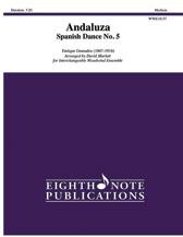 Andaluza - Woodwind Quintet (Flexible)