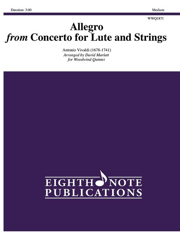 Allegro [Woodwind Quintet] wwnd qnt