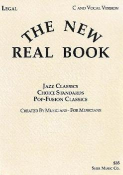 New Real Book V1 Eb Edition