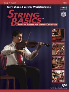 String Basics, BK 1, Viola