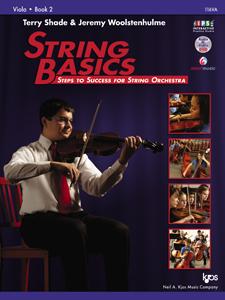 String Basics, BK 2, Viola