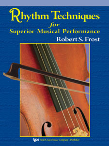 Rhythm Techniques For Superior Musical Performance Cello