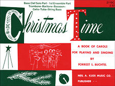 CHRISTMAS TIME-1ST ENSEMBLE BC BOOK PROGRAM-TE