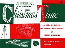 CHRISTMAS TIME-4TH ENSEMBLE BB BOOK PROGRAM-TE
