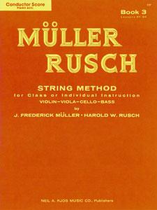 MULLER-RUSCH STRING METH #3-SCORE/PA