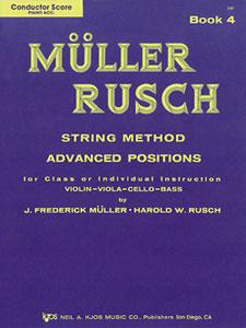 MULLER-RUSCH STRING METH #4-SCORE/PA