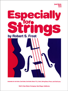 ESPECIALLY FOR STRINGS-VIOLIN 2 STRING COL