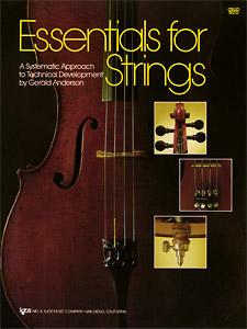 Essentials For Strings-Cello