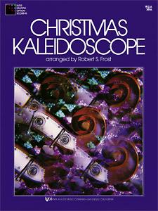 CHRISTMAS KALEIDOSCOPE-CELLO STRING COL