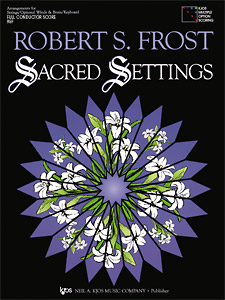 Sacred Settings, Score