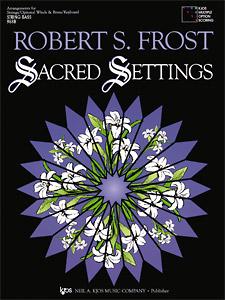 Sacred Settings, String Bass