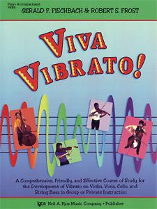 VIVA VIBRATO! PIANO ACCOMPANIMENT STRING COL