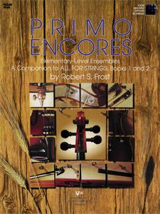 Primo Encores-Violin