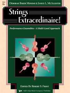 Strings Extraordinaire - Piano Accompaniment