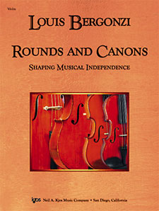 Rounds And Canons:Shaping Mscl Ind-Violin