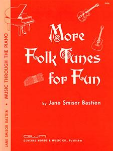 More Folk Tunes For Fun