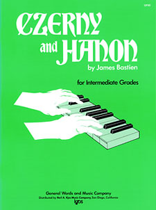Czerny & Hanon For Intermediate Grades