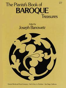 PIANIST'S BOOK OF BAROUQUE TREASURES, THE REPERTOIRE