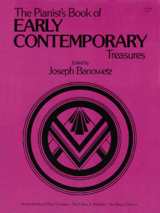 PIANIST'S BOOK OF EARLY CONTEMPORARY TREASURES,THE REPERTOIRE