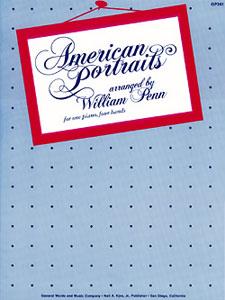 American Portraits FED-D2/VD1 [1p4h] Penn PIANO