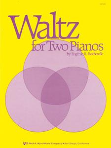 Waltz For 2 Pianos