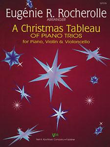 A Christmas Tableau, Pf Trios