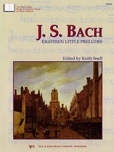 18 Little Preludes for Piano