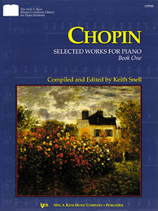 Chopin Selected Works For Piano