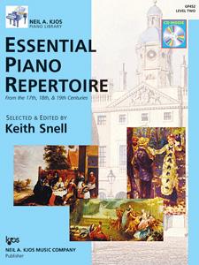 Essential Piano Repertoire w/CD Lvl 2 SF18 #4