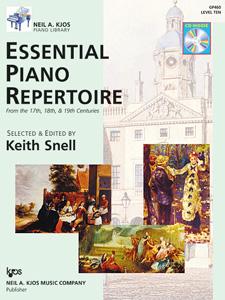 Essential Piano Rep 17-19 Centuries Book10