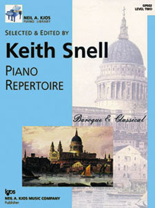 NAK PIANO LIB PA REPERTOIRE  BAROQUE/CLASSICAL LEVEL 2 NAK PA LIB