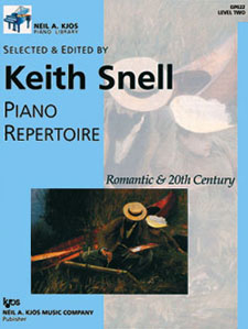 Piano Repertoire Romantic & 20th Century Level 2