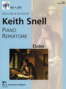 NAK PIANO LIBRARY: PIANO ETUDES LEVEL 2 NAK PA LIB