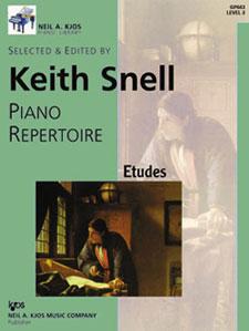 Piano Repertoire Etudes Level 3