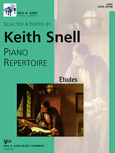 NAK PIANO LIBRARY: PIANO ETUDES LEVEL 7 NAK PA LIB
