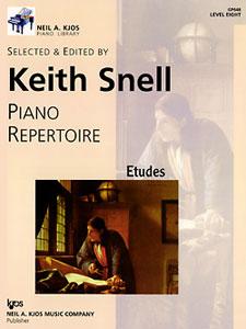 NAK PIANO LIBRARY: PIANO ETUDES LEVEL 8 NAK PA LIB