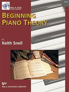BEGINNING PIANO THEORY NAK PA LIB