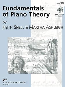 FUNDAMENTALS OF PIANO THEORY LEVEL 2 NAK PA LIB