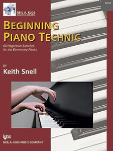 BEGINNING PIANO TECHNIC NAK PA LIB