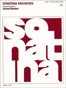 Sonatina Favorites Book 1