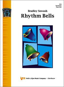 Kjos Sowash                 Rhythm Bells - Piano Solo Sheet