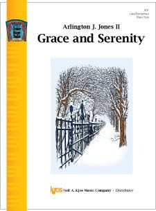 Kjos Jones II   Grace And Serenity - Piano Solo Sheet