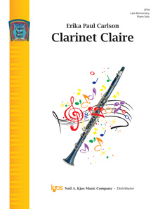 CLARINET CLAIRE OTHER PA S