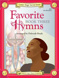 Favorite Hymns Bk. 3