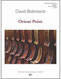 Kjos Bobrowitz D   Orient Point - String Orchestra