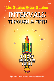 THEORY BOOSTERS : INTERVALS THROUGH A FIFTH BASTIEN SP