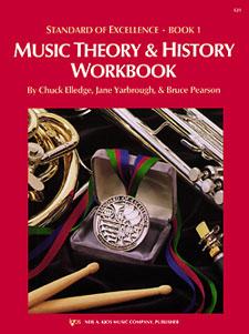 SOE Enhanced Music Theory & History Workbook Book 1